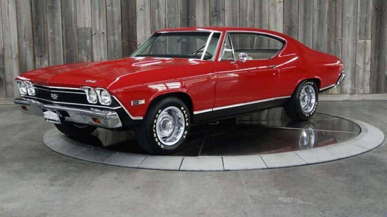 1968 Chevrolet Chevelle for sale near Bettendorf, Iowa 52722 ...