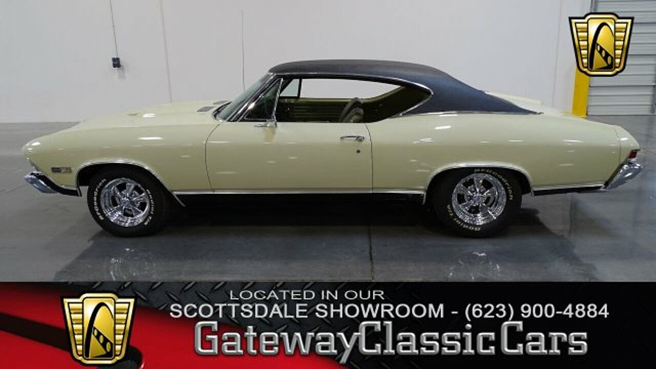 1968 Chevrolet Chevelle for sale 100964452