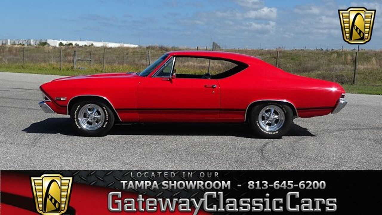 1968 Chevrolet Chevelle for sale 100965545
