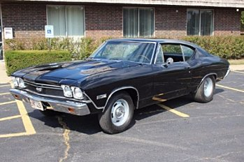 1968 Chevrolet Chevelle for sale 100969255