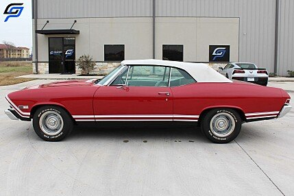 1968 Chevrolet Chevelle for sale 100775405