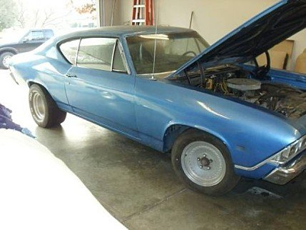 1968 Chevrolet Chevelle for sale 100828393