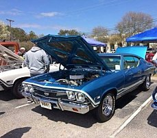1968 Chevrolet Chevelle for sale 100828823
