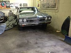 1968 Chevrolet Chevelle for sale 100828851