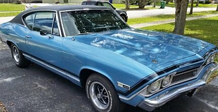 1968 Chevrolet Chevelle for sale 100828892