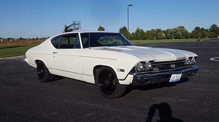 1968 Chevrolet Chevelle for sale 100829089