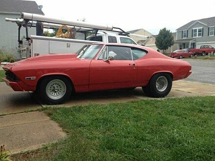 1968 Chevrolet Chevelle for sale 100844375