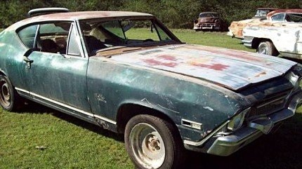 1968 Chevrolet Chevelle for sale 100865874