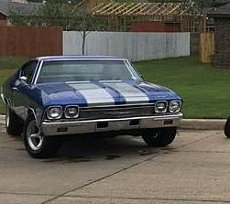 1968 Chevrolet Chevelle for sale 100877660