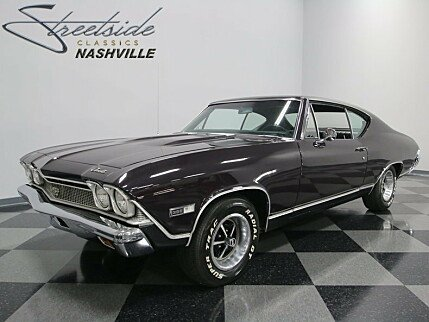 Chevrolet Chevelle Classics For Sale Classics On Autotrader