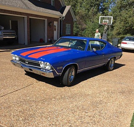 1968 Chevrolet Chevelle for sale 100886940