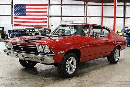 1968 Chevrolet Chevelle for sale 100907334