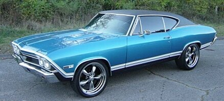 1968 Chevrolet Chevelle for sale 100910582