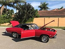 1968 Chevrolet Chevelle for sale 100954615