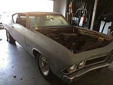1968 Chevrolet Chevelle for sale 100957907