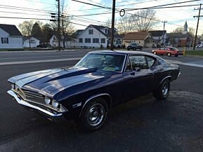1968 Chevrolet Chevelle for sale 100961902