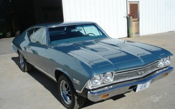 1968 Chevrolet Chevelle SS for sale 100962360