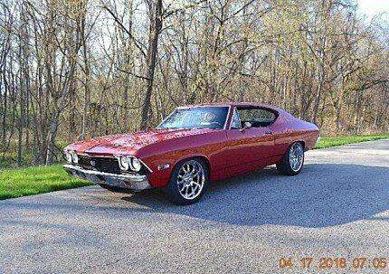 1968 Chevrolet Chevelle for sale 100982397
