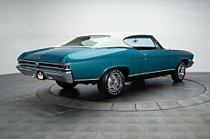 1968 Chevrolet Chevelle for sale 100986230