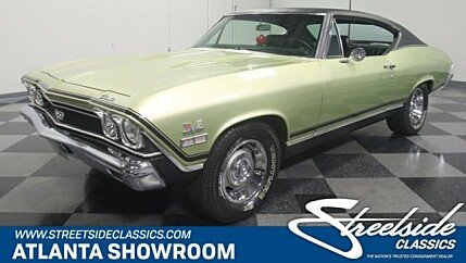 1968 Chevrolet Chevelle for sale 100987842