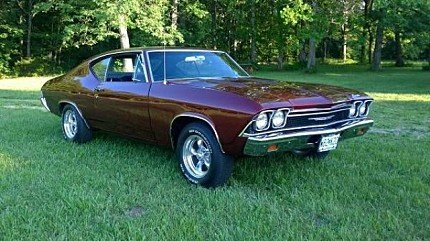 1968 Chevrolet Chevelle for sale 100994032