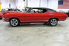 1968 Chevrolet Chevelle for sale 101000239