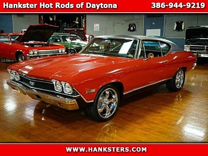 1968 Chevrolet Chevelle for sale 101010311