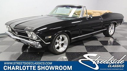 1968 Chevrolet Chevelle for sale 101027200