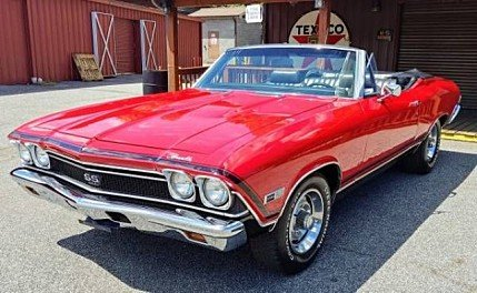 1968 Chevrolet Chevelle for sale 101028346