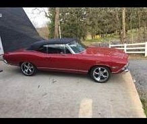 1968 Chevrolet Chevelle for sale 101035645