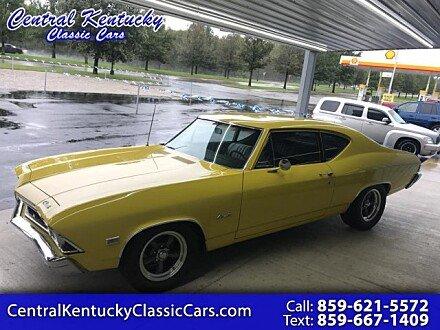 1968 Chevrolet Chevelle for sale 101044493