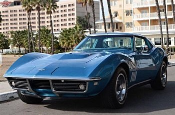 1968 Chevrolet Corvette for sale 100723862