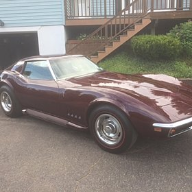 1968 Chevrolet Corvette for sale 100786662