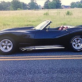 1968 Chevrolet Corvette for sale 100851859