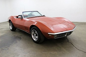 1968 Chevrolet Corvette for sale 100822266