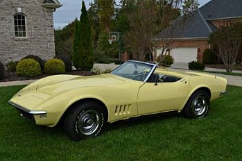 1968 Chevrolet Corvette for sale 100828669