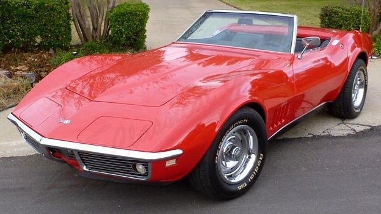 1968 chevrolet corvette for sale near arlington texas 76001 classics on autotrader. Black Bedroom Furniture Sets. Home Design Ideas