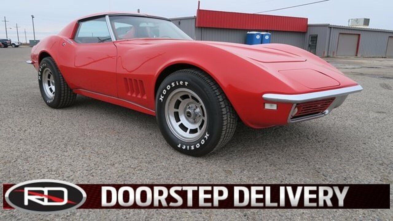 1968 Chevrolet Corvette for sale 100926798