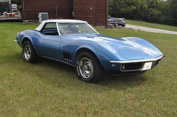 1968 Chevrolet Corvette for sale 100874333