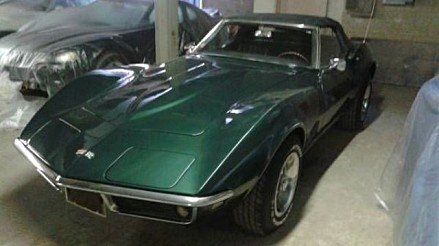 1968 Chevrolet Corvette for sale 100828825