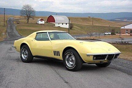 1968 Chevrolet Corvette for sale 100847258