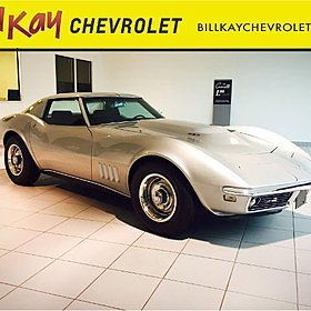 1968 Chevrolet Corvette for sale 100874423