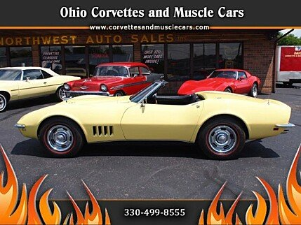 1968 Chevrolet Corvette for sale 100880298