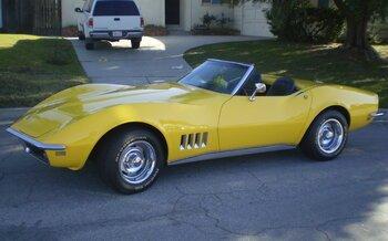 1968 Chevrolet Corvette Convertible for sale 100931239