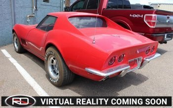 1968 Chevrolet Corvette for sale 101000461