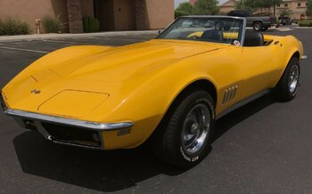 1968 Chevrolet Corvette Convertible for sale 101005363