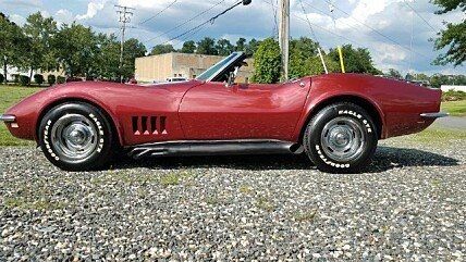 1968 Chevrolet Corvette for sale 101012641