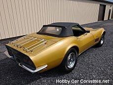 1968 Chevrolet Corvette for sale 101016634