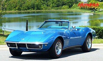 1968 Chevrolet Corvette for sale 101024009