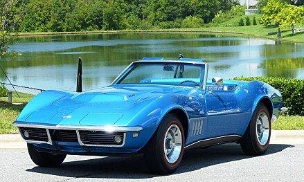 1968 Chevrolet Corvette for sale 101030917